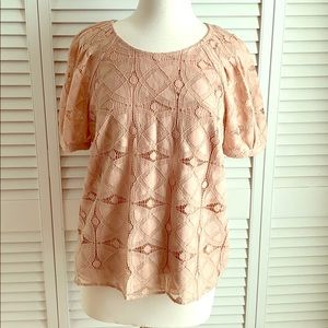 Maeve blouse from Anthropologie